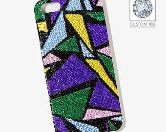 Swarovski Crystal covered phone device case cover