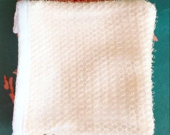 Loofah/Exfolliate Bath Mitt for Soap