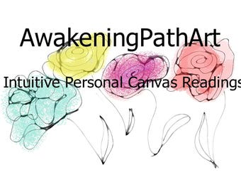 Intuitive Personal Canvas Readings