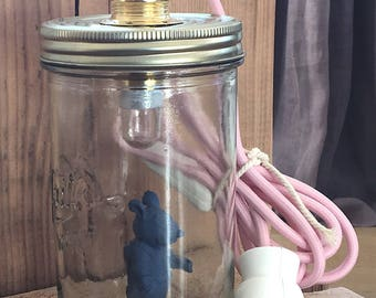 """Lamp jars """"perfect"""""""