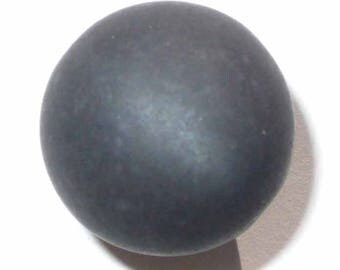4 polaris jet 14 pearls 4 mm hematite beads