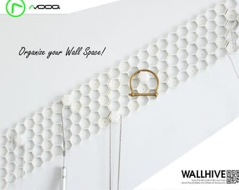 Wallhive   Modular Home Wall Storage System