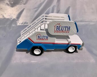 Stair Car Arrested Development Bluth Company Ladder Truck
