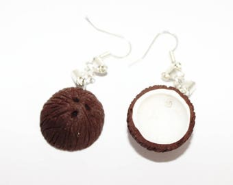 My Coconut's collection earrings