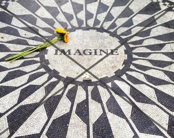 Imagine Strawberry Fields