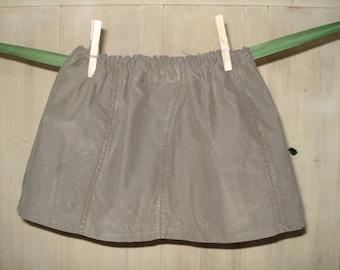 rock skirt for little girl