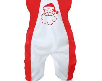 Christmas Baby onesie: Santa Claus