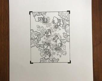 Pen Drawing #8