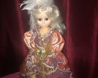 Extremely Rare Vintage Zanini & Zambelli Doll