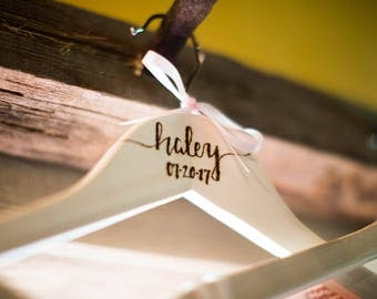 Customized Bridesmaid Hangers