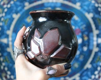 Tiger Eye Gem Mug