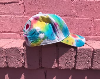 Taste the rainbow hat