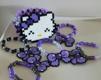 Rave Kandi Kat Cuff and Single Package