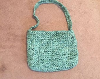 Hand Made Bags Made From Recycled Plastic Bags