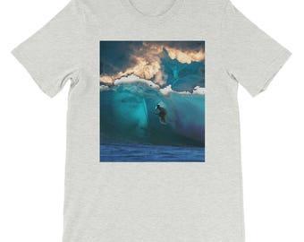 Surf Guardian Short-Sleeve Unisex T-Shirt