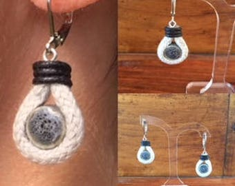 """Yoyo"" earrings"
