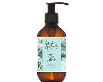 Native Skin Ocean Spirit Hair & Body Wash