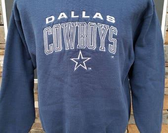 Dallas Cowboys Vintage Pro Layer Sweatshirt