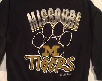 Vintage Mizzou sweatshirt