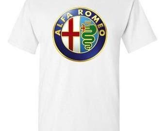 Alfa Romeo White T-Shirt