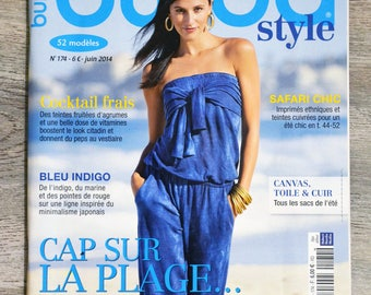 Magazine June 2014 Burda (174)