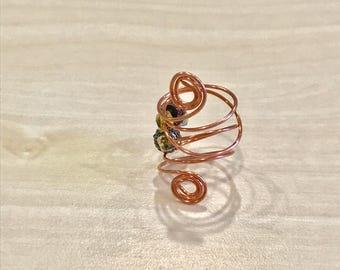 Medium Braid & Loc Jewelry