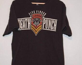 Five Finger Death Punch T-Shirt - Large