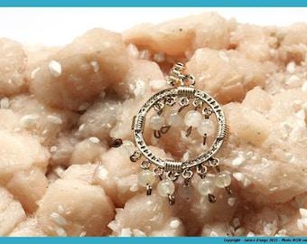 """Gentle circle"" pendant"