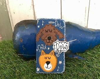 Doggy Wappens Mahocase (IPhone6/6s, 7/8, X)