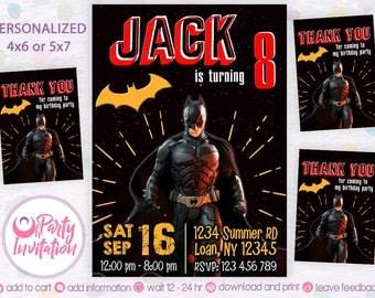 Batman birthday invitation, Batman invitation printables, Batman party printabes, Batman invitation download Batman invites Digital download