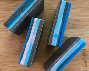 Pack of 3 Galaxy Saturn Soap, Handmade Soap, Goat Milk Soap, Handmade Soap, Gifts for Her, Bath Time Essentials