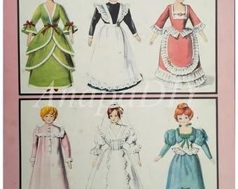 PDF 6 Sewing Dollhouse Ladies