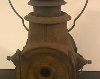 Dietz tubular headlamp