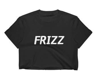 FRIZZ Women's Crop Top
