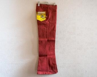Rhino Super Flared Jeans 30 waist 30 1/2 leg