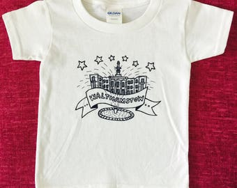Age 5 'Walthamstow' T-shirt