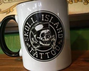 Mug Skull Island Tattoo Mug Mug
