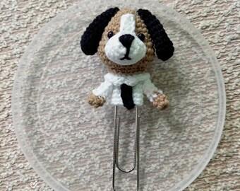 Crochet Pattern : Mr.Puppy  [ PDF crochet pattern with Instant Download ]