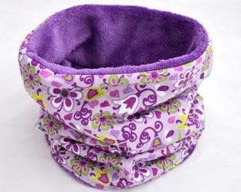 Purple Snood