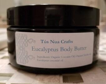 Eucalyptus Body Butter