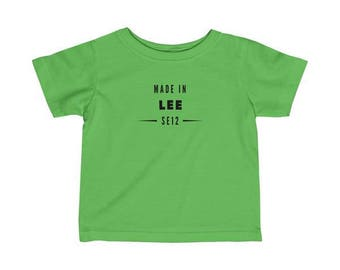 Made In Lee Infant T-Shirt