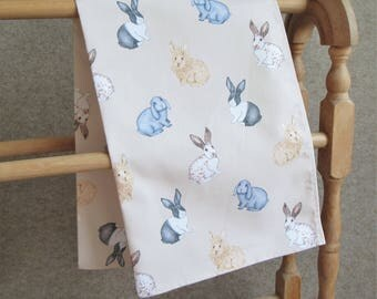 Bunny Rabbit Tea Towel