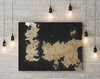 Game of Thrones map, Seven kingdoms Westeros, Winterfell house, Stark Seven Kingdoms map, Ice and Fire, Westeros map, Stark game of Thrones