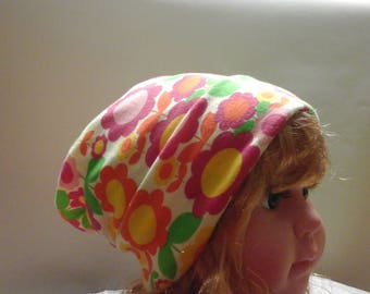 Hat for girls,beanie,jersey hat ,chemo hat