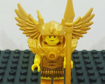 FLYING WARRIOR Lego Princess Minifigure Toy  Popular Characters for Boys Girls Gift Collectors Item Favor Marvel DC Superhero Princess