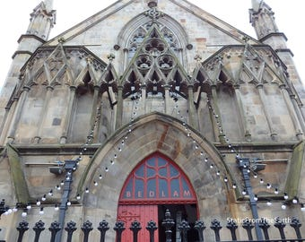 Architecture Photography / Beautiful Building / Building Photography / Edinburgh Photography