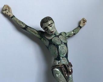 Special artistic plaster sculpture, Corpus Christi