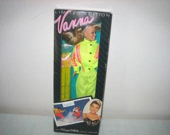 Vanna White Fashion Doll - Vintage HSN Totsy Vanna White Aspen Doll NRFB - Totsy fashion dolls