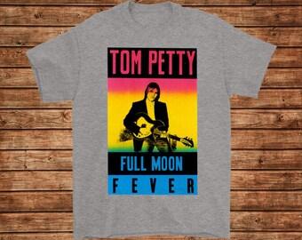 Tom Petty T- Shirt- Tom Petty Concert Shirt - Vintage Tom Petty