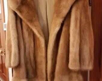 Luxurious Vintage Lichtenstein Fur